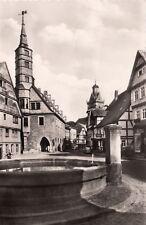 Korbach / Waldeck  , Ansichtskarte,  gel.