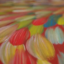 ABORIGINAL ART PAINTING by GLORIA PETYARRE 'BUSH MEDICINE LEAVES' Authentic '_'