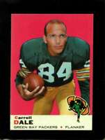1969 TOPPS #77 CARROLL DALE NM PACKERS  *XR14868