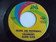 Strawberry Alarm Clock Incense & Peppermints / The Birdman 45 1967 Vinyl Record
