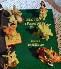 Retired-Great Figures in Pocket Dragon History: Vol Ii- The Middle Ages