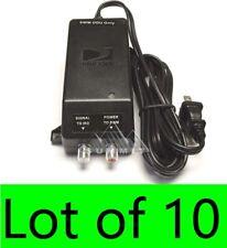 Lot 10 Directv 21V SWM Power Inserter Supply PI21R1-03 LNB Green Slimline Dish