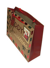 Christmas Gift Bags Letter Large Shopper Luxury Bag 15927 North Pole