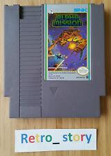 Nintendo NES Alpha Mission PAL