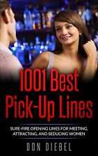 1001 Best PICK-UP LINES for Meeting, Dating, Attracting, and Seducing Women CD