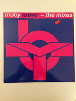 "Moby - Move - 12"" Remix (Vinyl Record) UK Import"