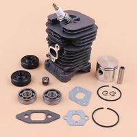 Cylinder Piston Bearing Kit For Poulan 2375 1950LE 1975 Woodshark 42cc Chainsaw