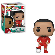 Funko POP! Football: Liverpool FC Virgil Van Dijk Vinyl Figure (#16) - 39920