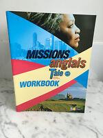 Missions Inglese Workbook Bordas 2013