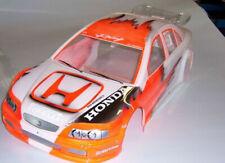 0005 -Carrozzeria Car Body RC Honda Accord 1/5 + ALETTONE +MUSETTO