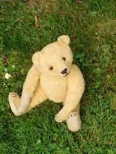 Années 1940 Antique, ancienne allemande STEIFF TEDDY BEAR