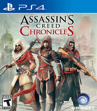 Assassins Creed Chronicles PS4 New PlayStation 4, PS4