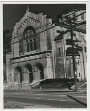 ST BONIFACE/HOLY WISDOM PARISH. PGH.PA. MOVED AN INTERSTATE HWY.