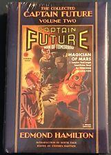 The Collected Captain Future: Volume Two  Edmond Hamilton   NM Still Sealed
