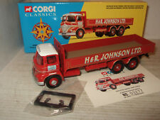 Corgi 14001 Foden S21 6 wheel Dropside Lorry for Beresford in 1:50 Scale.