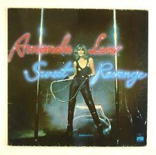 "12"" LP - Amanda Lear - Sweet Revenge - B937 - washed & cleaned"