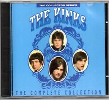 CD  -      THE KINKS   -  THE COMPLETE COLLECTION