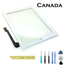 Replacement Touch Screen Glass Digitizer For iPad 3 iPad 4 White