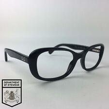DOLCE & GABBANA eyeglasses BLACK RECTANGLE glasses frame MOD: DD1247 501