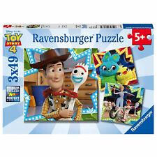 Ravensburger Disney Toy Story 4 Puzzle 3x49pc