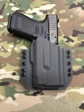 Armor Gray Kydex Holster for Glock 19 23 32 Inforce APLc