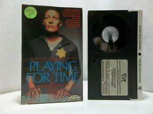 Playing For Time Betamax (NOT VHS) BETA VCL Communications Daniel Mann