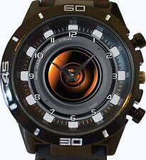 Camera Lens Art New Gt Series Sports Unisex Watch