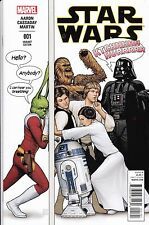 Star Wars 1 Variant Humorous Cover