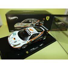 Ferrari 458 Italia Gt2 N°89 le Mans 2011 1/43 Elite Hot Wheels