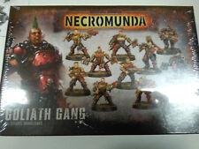 NECROMUNDA Goliath Gang NEW