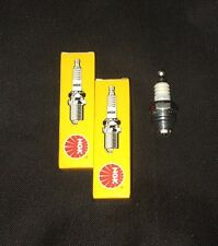 2PK OEM Husqvarna 503235111 & 952030150 Chainsaw Spark Plug / NGK BPMR7A