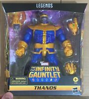 """Thanos Marvel Legends Series Deluxe 6"""" Action Figure Hasbro New IN HAND Mint 🔥"""