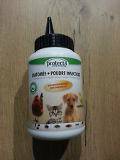Poudre insecticide Diatomée Rampa'Clac Protecta 600ml