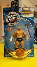 WWE WWF Wrestling Action Figure Toy New Triple H HHH Signature Series 13