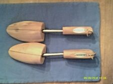 Brookstone Cedar Wood Shoe Stretchers / Keepers Set of 2 by Rochester Shoe Tree