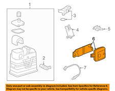 Buick GM OEM 11-13 Regal 2.0L-L4 Emission-Vacuum Tank 12653856