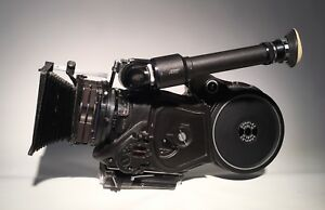 The VERY FIRST ARRI 35BL-2 Camera Ever Made! 20-120 LENS + Complete package!
