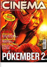 KIRSTEN DUNST, JIM CARREY, VIN DIESEL, JAMES  FRANCO  Hungarian magazine