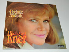 sealed NEW 2 LP Hildegard KNEF Portrait In Musik DECCA DS-3117 niessen WILDEN