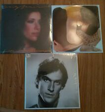 LOT of 1970's Carly Simon & James Taylor Vinyl LP's