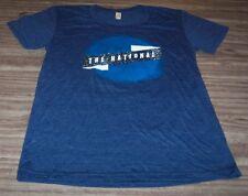 WOMEN'S TEEN THE NATIONAL Sunspots T-shirt XL NEW Band