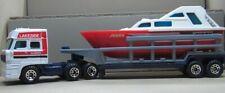 Matchbox Convoy CY22-013  DAF Boat Transporter Convoy