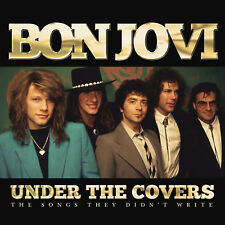 BON JOVI New Sealed 2018 LIVE CONCERT COVER SONGS CD