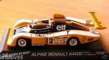 ALPINE RENAULT A442B 1978 24 HEURES DU MANS 1/43 PIRONI IXO ALTAYA