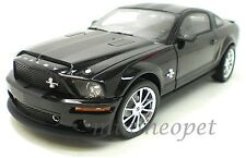 SHELBY COLLECTIBLES 299 2008 08 SHELBY GT 500KR GT500KR 1/18 BLACK