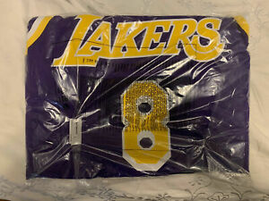 Nike Los Angeles Lakers Kobe Bryant Authentic Statement Jersey #8 Size 52 XXL