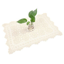 Floral cotton lace tablecloth Vintage Rectangle Cotton Table Runner 50*100cm