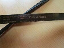 Cinghie CINGHIA 1249 PJE j5 pj5 el Mael 5pje1249 per WHIRLPOOL BAUKNECHT