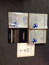 2001 Ford F-150 F150 Truck Service Shop Repair Manual Set W Facts Book & Fuel B