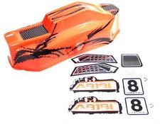 ABSIMA Karosserie orange 1:10 Hot Shot Buggy Brushles 1230036 - fahrfertig - Neu
